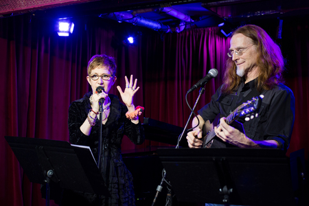 With Deborah Latz